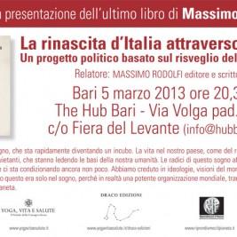 Invito alla conferenza: Bari 5 Marzo 2013