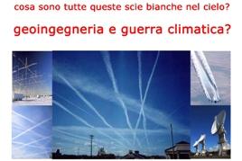 Conferenza – Macerata 28 Aprile 2013 – Cosa Sono Tutte Queste Scie Bianche Nel Cielo?