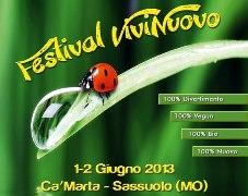 Festival Vivinuovo 2013!