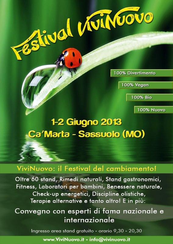 festival vivinuovo