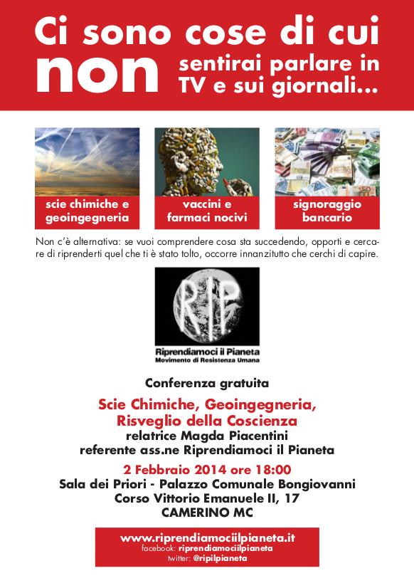 z1 - Camerino MC 02 Febbraio 2014