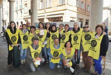 Modena, 30 Maggio 2015: Banchetto Informativo RIP-MRU