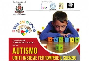 """Brindisi, 12 Giugno 2015 ore 17.30: """"AUTISMO UNITI INSIEME PER ROMPERE IL SILENZIO"""""""