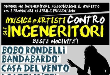 """Firenze, 11 Giugno 2015: RIP al """"Musica e Artisti Contro gli Inceneritori"""""""