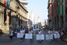 Milano, continua la Marcia NO Expo