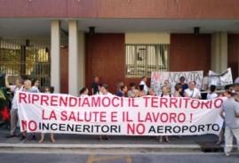 """Firenze, 6 Agosto 2015: """"Vogliamo Aria Pulita e Amore per la Vita"""""""