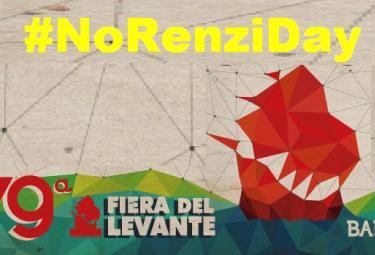 Bari, 12 Settembre 2015: RIP alla Manifestazione #NoRenziDay
