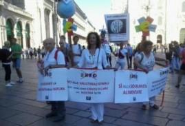 La Marcia NO Expo Continua Imperterrita.