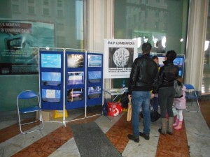 RIP - Eventi  - Milano, 12 Dicembre 2015 Banchetto Informativo RIP - MRU (2)