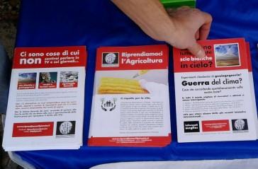 Modena, 19 Marzo 2016: Banchetto Informativo RIP-MRU