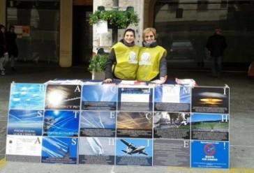 Brescia, 2 Aprile 2016: Banchetto Informativo RIP-MRU