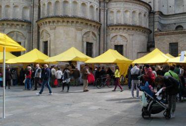 """RIP al Mercato contadino """"La Corte""""- Parma, 11 Giugno 2016"""