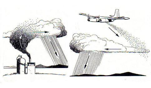 Cloud Seeding: Il Cavallo di Troia della Geoingegneria – Seconda Parte