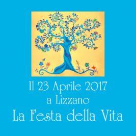 """""""La Festa della Vita"""" – Lizzano (TA), 23 Aprile 2017"""