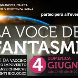 """RIP partecipa alla Manifestazione """"LA VOCE DEI FANTASMI"""" – Bergamo, 4 Giugno 2017"""
