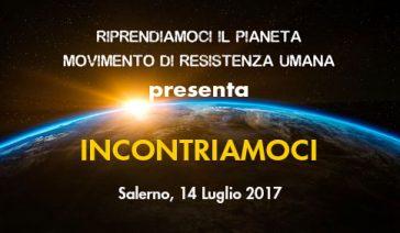 INCONTRIAMOCI – Salerno, 14 Luglio 2017
