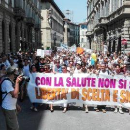Vaccini: Manifestiamo per la Libertà di Scelta!