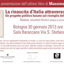 Invito alla conferenza: Bologna 30 Gennaio 2013