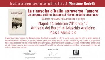 Invito alla conferenza: Napoli 14 Febbraio 2013
