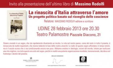 Invito alla conferenza: Udine 28 Febbraio 2013