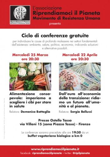 Ciclo di conferenze RIP-MRU Toscana